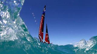 America's Cup base row flares up