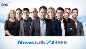 NEWSTALK ZBEEN: Surprise Exit