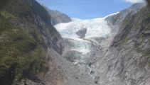 Scientists: Glacier ice flow can still be reversed