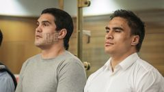 Neil Benson and Hagen Henare have each been sentenced to more than two years' jail.