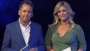 Mike Hosking & Toni Street's emotional Seven Sharp farewell. (Footage from TVNZ / Seven Sharp)
