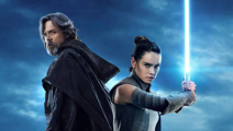 Star Wars: The Last Jedi rockets to the top of the box office