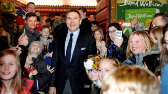 David Walliams: Little Britain's author and comedian on selling 20m copies of Bad Dad