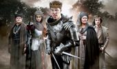 Cumberbatch, Dench and Okenado in the BBCs stunning Hollow Crown (Handout)