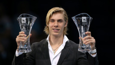 Denis Shapovalov on his breakthrough year and playing in Auckland