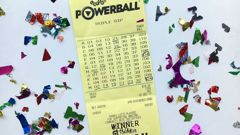 One Powerball ticket is now worth $7.25 million after winning tonight's draw.