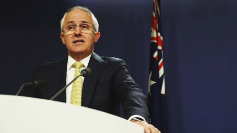 Australia PM Turnbull clings on to majority