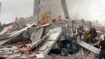 Grieving families press Justice Minister over CTV tower collapse