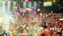 Wedding bells ring for same-sex couples in Australia