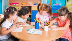 Lobby group Child Forum claims 27 percent of early childhood teachers wouldn't enrol their own kids at the centre they work at. (Photo \ 123rf)