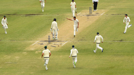 Mitchell Starc wicket labelled the 'ball of the 21st century'