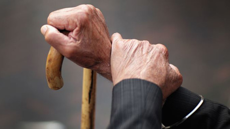 One in five older people are lonely according to survey