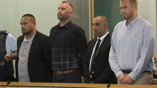 Four named and sentenced in celebrity cocaine bust