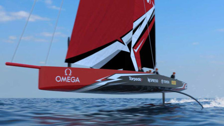 National blames govt for America's Cup base decision hold up