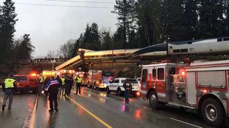 At least 6 dead: Mayor predicted deadly train crash