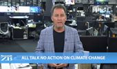 Mike's Minute: All talk no action on climate change