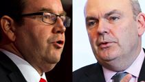 Government rejects Steven Joyce's criticism