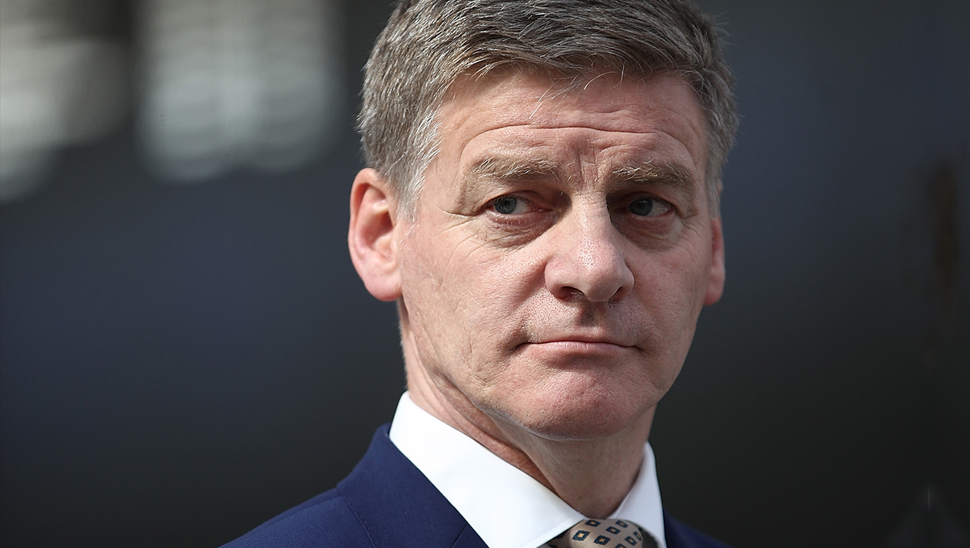 For Bill English that was a very bitter pill to have to swallow.  (Photo \ Getty Images)