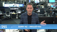 Mike's Minute: Sorry NZ - I misled you