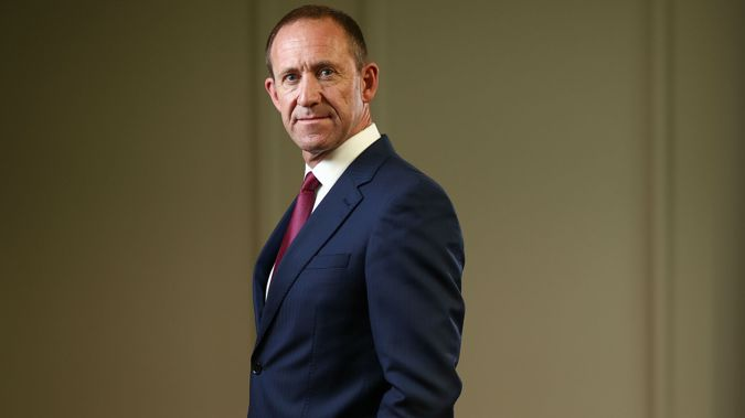 Andrew Little to me is the politician of the year.  (Photo \ Getty Images)