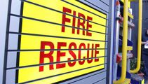 Fire contained in rural Canterbury