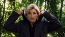 Jodie Whittaker makes her debut as Doctor Who