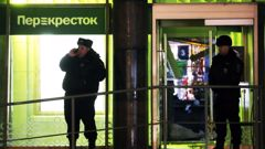 At least four are injured in the Russian city of St Petersburg. (Photo \ Getty Images)