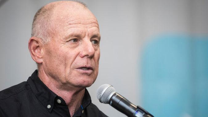 Team New Zealand boss Grant Dalton.