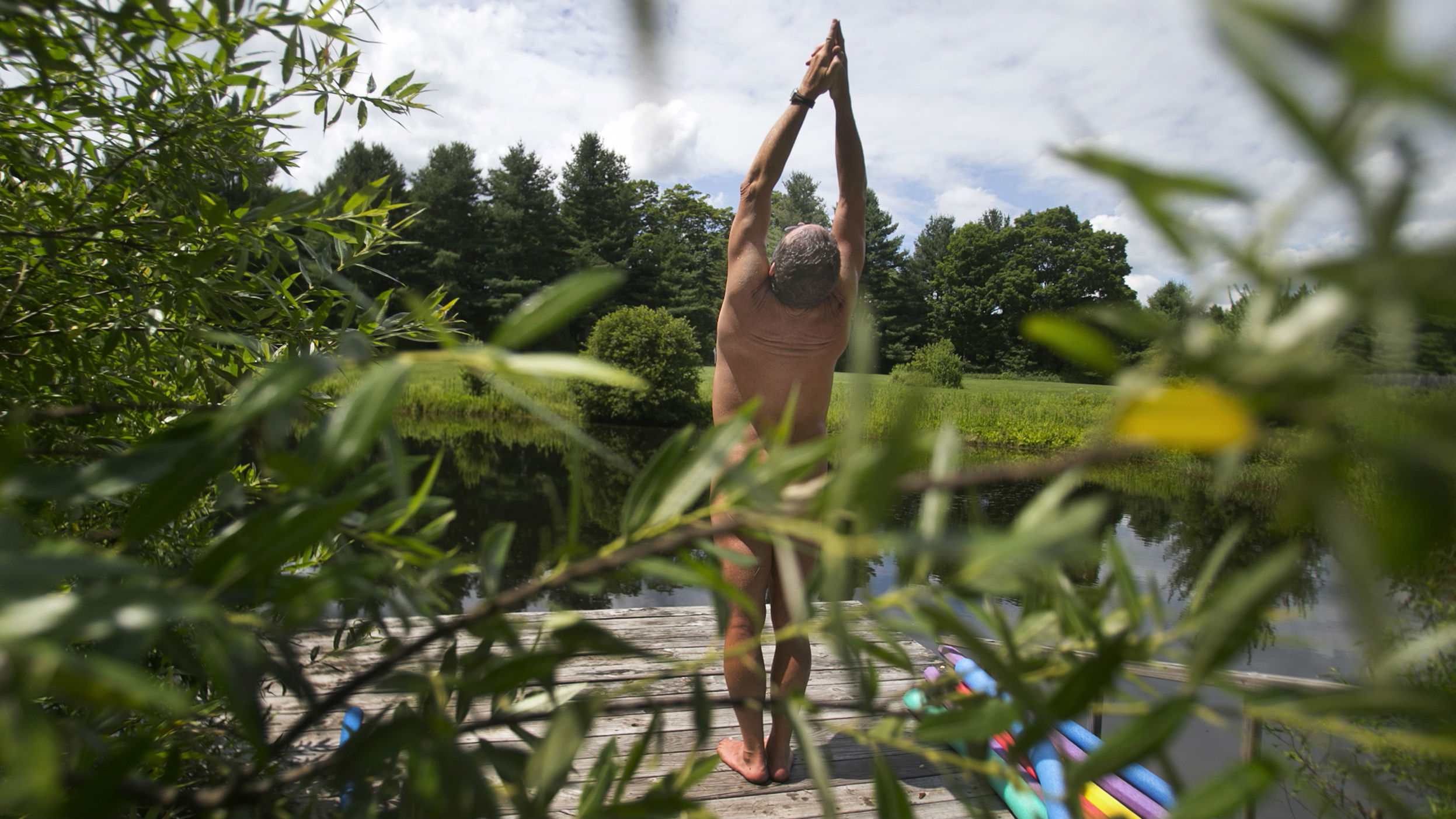 The 60th Natural Naturist Festival is underway in Upper Hutt. (Photo \ Getty Images)