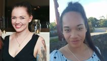 Two women missing over holiday period