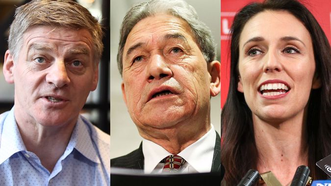 It was a turbulent year for everyone in New Zealand politics. (Photo / Getty)
