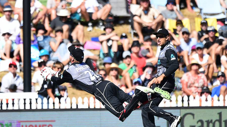 New Zealand beats West Indies by 47 runs in 1st T20