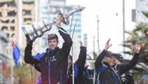 Sports Huddle: America's Cup and Sir Clive Woodward
