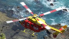 Survivors taken to hospital after car goes off cliff in Marokopa