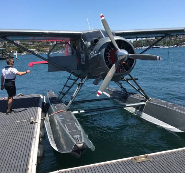 Australian seaplane plunges into river, killing 6