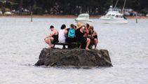 Sand-sanctuary in Coromandel flouts drinking ban