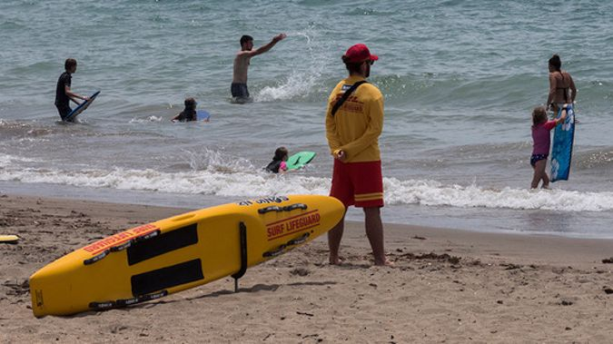 There were five less drownings this year than last