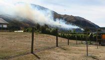 Fire continues to rage near Wanaka holiday park