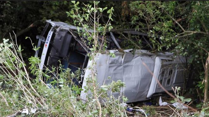 Ritchies Transport Holdings Ltd has been charged over the fatal crash on Christmas Eve 2016. (Photo / NZ Herald)