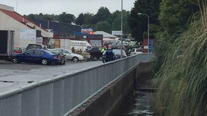 The man was dumped at Tauranga Hospital with critical injuries, but he later died. (Photo \ Supplied)