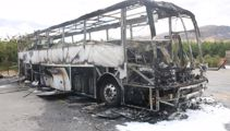 Tourists lose all after bus fire in Central Otago