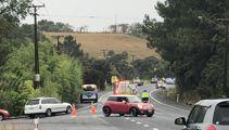 Two dead in crash near Waimauku, closing highway
