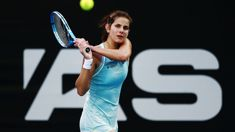 Tennis: Goerges becomes first semi-finalist, men's draw announced