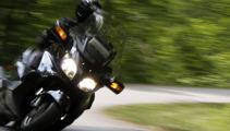 Three motorcycle crashes around Canterbury in single day