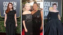 Red carpet blackout at Golden Globes