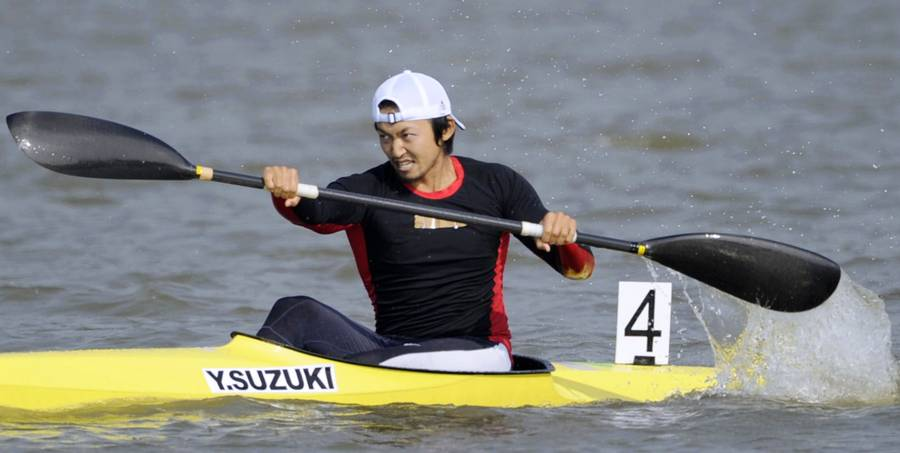 'Extremely evil' Japanese kayak racer receives 8-year ban for spiking rival