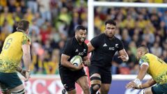 Lima Sopoaga is reportedly set to leave New Zealand. (Photo / Photosport)