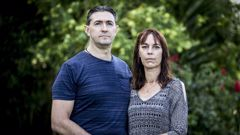 """Andrew and Tracey Hill are """"ecstatic"""" now that the ministry has asked another school to take their autistic son after he was bullied """"almost daily"""" at Pakuranga Intermediate. Photo / Michael Craig"""