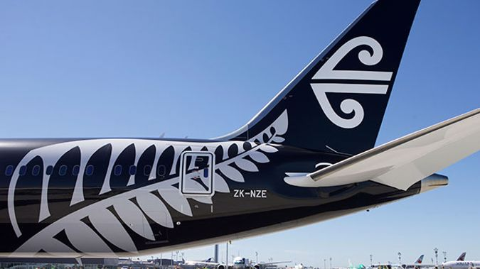 It is reported that damage on an Air New Zealand plane was not found at Nadi Airport because workers have been locked out. (Photo/ Getty)