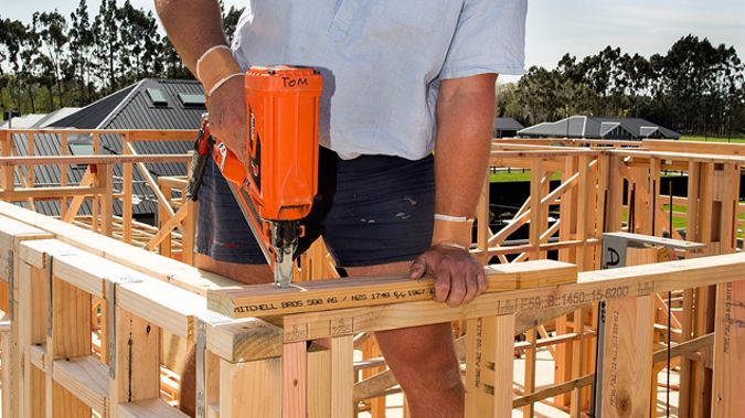 According to Stats NZ, the number of building consents for new homes in Auckland hit a 15-year high in November., the second highest on record. (Photo: Newspix)